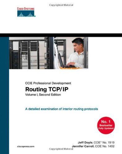 Routing TCP/IP: v. 1 (CCIE Professional Development Routing TCP/IP)