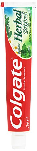 Colgate - Dentifricio Herbal, con Estratti di Pianti Naturali  -  75 ml