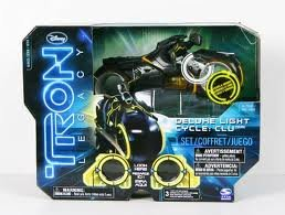 Tron Legacy - Deluxe Light Cycle Vehicle CLU