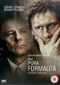 Una Pura Formalita [DVD]