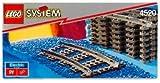 Lego Curved Train Track 4520