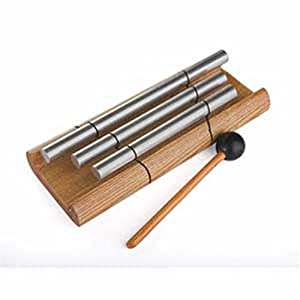 Woodstock Percussion ZENERGY3 Zenergy Chime, Trio Percussion Instrument