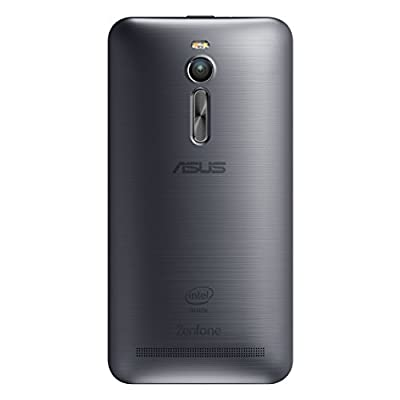 Asus Zenfone 2 ZE551ML-6J329WW (Silver, 16GB)