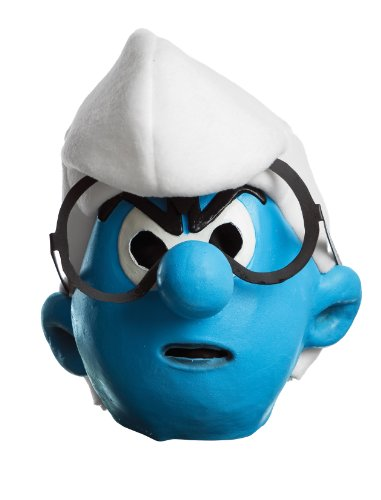 The Smurfs Brainy Mask - 1