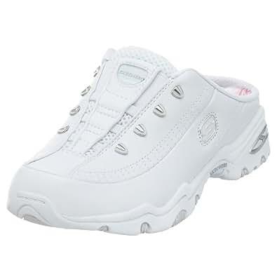 Skechers Sport Women's Walkabout Mule Sneaker,White,6 M