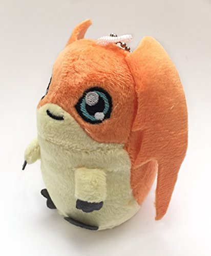 Digimon Adventure Patamon Small Plush 4'' - Patamon Plush Doll