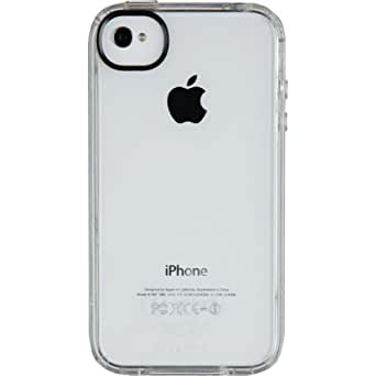 Speck Products SPK-A0814 GemShell Case for iPhone 4S -  1 Pack  - Clear