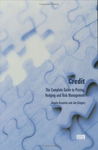 Credit: The complete guide to pricing, hedging and risk management