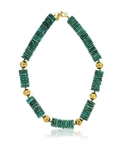 ETRUSCA Collar 45.72 cm Dorado