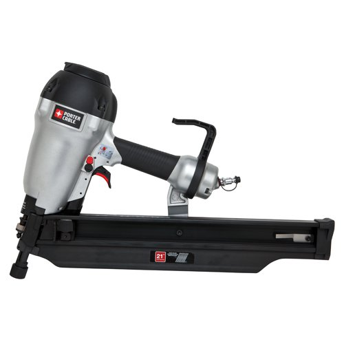 Porter-Cable Fr350B 3-1/2-Inch Full Round Framing Nailer