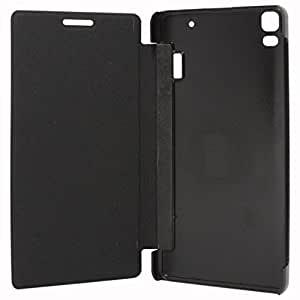 OTD Flip Cover for Micromax A67 Bolt Black available at Amazon for Rs.225