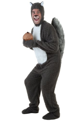 Stand (Brown Squirrel Costume)