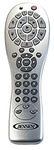 Jensen JR300 Universal 3 in 1 Remote (Discontinued by Manufacturer)