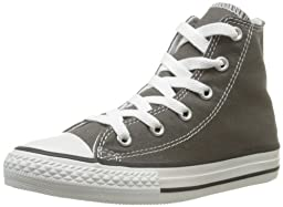 Converse Boys\' Chuck Taylor All Star Hi Top (Inf/Tod) - Charcoal - 6 Toddler