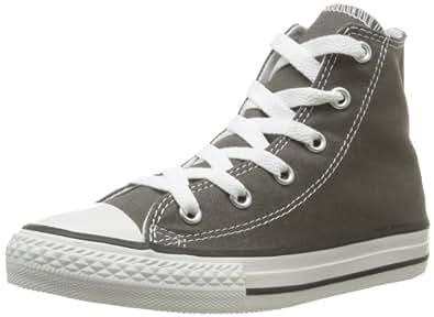 Converse Chuck Taylor All Star Season Hi, Baskets mode fille - Gris (Anthracite), 20 EU