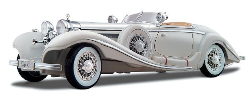 Maisto-118-Scale-1936-M-B-500-K-Type-Specialroadster-Diecast-Vehicle