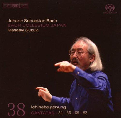 Bach Cantatas, Vol. 38 [Hybrid SACD] Bach J.S.