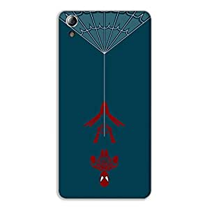 Mott2 SpidermanHang Back cover for LENOVO A6000 Plus (Limited Time Offers,Please Check the Details Below)