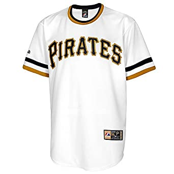 Pittsburgh Pirates Alternate Retro Replica Jersey by Majestic by Majestic