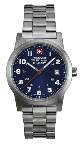 Wenger Swiss Military Men's 72908 Classic Field