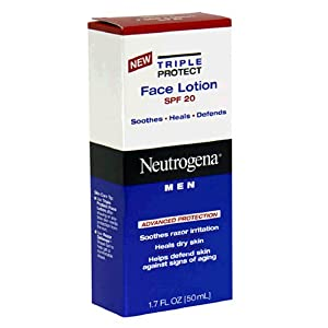 Neutrogena Triple Protect Face Lotion For