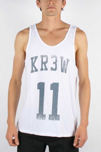 KR3W Team Vest - White