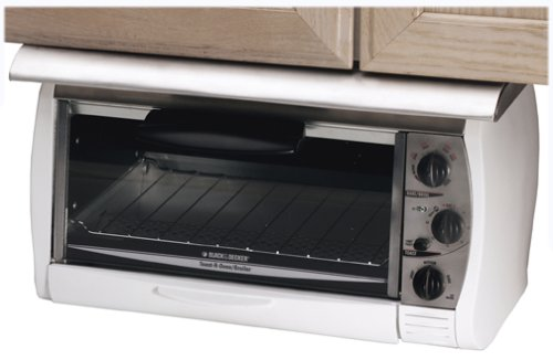 Black & Decker Toast-R-Oven Mounting Hood (Under Cabinet Toaster Oven Mount compare prices)
