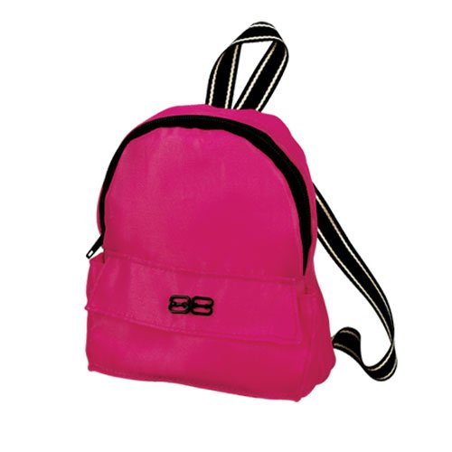 Backpack Accessories American Zippered Opening