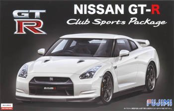 Fujimi 1/24 Nissan GT-R R35 Sport Package