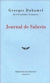 """Résultat de recherche d'images pour """"georges duhamel journal de salavin"""""""