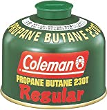 Coleman(コールマン) 純正LPガス燃料[Tタイプ]230g 5103A230T