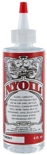 Lubricant, Oil, Shutter 100gram - Nyoil 4OZ