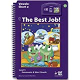 Leap Frog Inter Active Decodable Level 1 Book: The Best Job! Short Vowels (Short E)