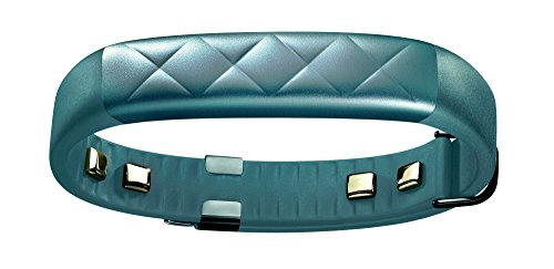 UP3 by Jawbone Heart Rate, Activity + Sleep Tracker, Teal Cross