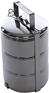 Grand Trunk Stainless Steel Food Carrier(14 cms)