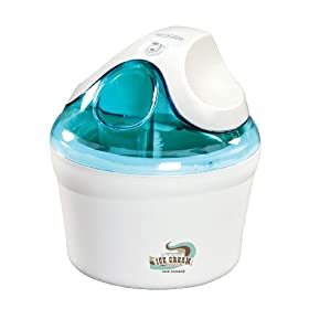 Back to Basics IC10893 1-1/2-Quart Ice-Cream Maker