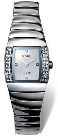 Rado Sintra Super Jubile Mother of Pearl Dial Ladies Watch R13577902