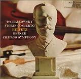 チャイコフスキー : ヴァイオリン協奏曲ニ長調Op.35 ハイフェッツ(ヤッシャ) / BMGメディアジャパン