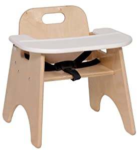 Amazoncom Steffy Wood Products 9 Inch High Chair with