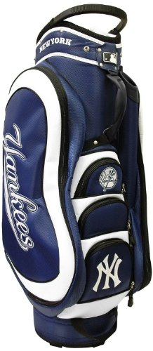 8e77e5970ee6c4 and also read review customer opinions just before buy MLB New York Yankees  Medalist Cart Golf Bag Navy.