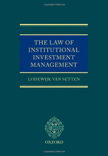 the-law-of-institutional-investment-management