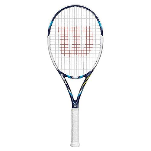 Wilson Juice 100UL Ultra Light Tennis Racquet, 4.375 (Wilson Juice 100l compare prices)