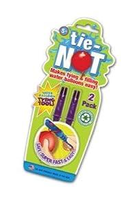 Tie-Not Water Balloon Tying Tool - 2 Pack