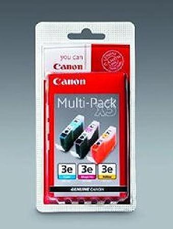 BCI-cartouches (3E multipack pour bJC 3000,6000,6100,6200
