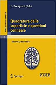 questioni connesse: Lectures given at a Summer School of the Centro