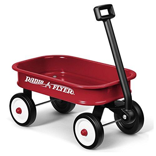 Seamless Steel Body Toy Wagon (Mini Red Wagon Radio Flyer compare prices)