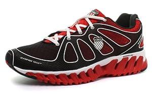 K-SWISS Blade-Max Express Zapatilla de Running Caballero, Rojo/Negro, 41.5