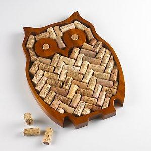 Owl Wine Cork Kit