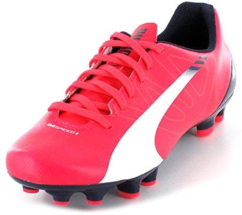Puma evoSPEED 5.3 FG Junior pink