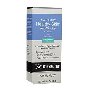 Neutrogena Healthy Skin Anti-Wrinkle Cream, SPF 15, 1.4 Ounce